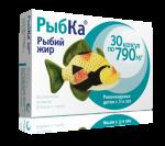 "Рыбий жир ""РыбКа"" капсулы по 790 мг № 30"