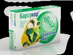 БАРСУЧИЙ ЖИР «БАРСУКОР ®» (БАД) (50 капсул по 0,2 г)