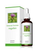Эликсир РЕГАЛЕН эффективен для восстановления печени и желчного пузыря, поврежденных инфекционными и другими болезнями,