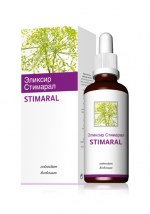 Эликсир СТИМАРАЛ восстанавливающий препарат с тонизирующим, адаптогенным и гармонизирующим действием.